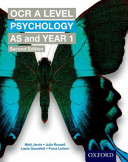 OCR A Level Psychology  As and Year 1