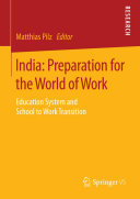 India  Preparation for the World of Work