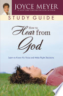 How to Hear from God Study Guide
