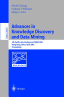 Advances in Knowledge Discovery and Data Mining Pdf/ePub eBook