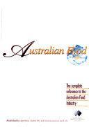 Australian Food Book