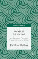 Pdf Rogue Banking
