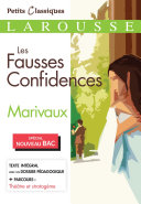 Pdf Les Fausses confidences BAC Telecharger