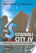 The Sustainable City Iv Book PDF