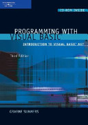 Cover of Programming with Visual Basic