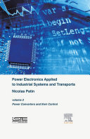 Pdf Power Electronics Applied to Industrial Systems and Transports, Volume 2 Telecharger