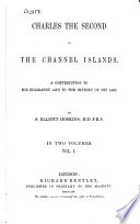 Charles the Second in the Channel Islands