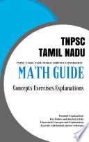 Math Guide Book TNPSC TAMIL NADU PUBLIC SERVICE COMMISSION