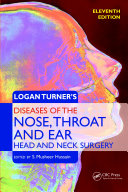 Logan Turner s Diseases of the Nose  Throat and Ear  Head and Neck Surgery