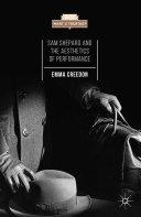 Sam Shepard and the Aesthetics of Performance Pdf/ePub eBook
