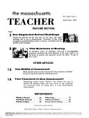 The Massachusetts Teacher