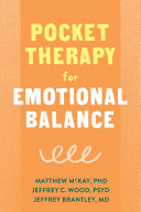 Pocket Therapy for Emotional Balance Pdf/ePub eBook