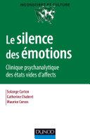 Le silence des émotions