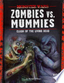Zombies Vs Mummies Book