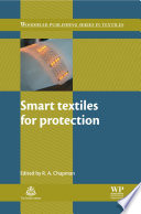 Smart Textiles for Protection Book