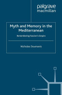 Myth and Memory in the Mediterranean
