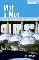 Cover of Mot a Mot