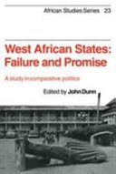 West African States  Failure and Promise
