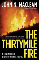Pdf The Thirtymile Fire Telecharger