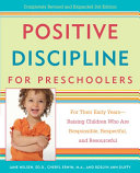 Positive Discipline for Preschoolers Pdf/ePub eBook