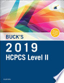 Buck s 2019 HCPCS Level II E Book