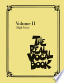 The Real Vocal Book   Volume II  Songbook