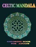 Celtic Mandala Coloring Book For Adults
