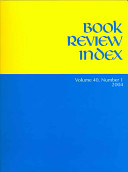Book Review Index  2004