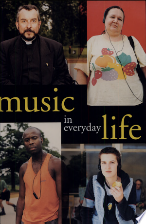 Download Music in Everyday Life Free Books - Read Books