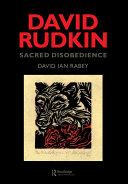 David Rudkin: Sacred Disobedience ebook