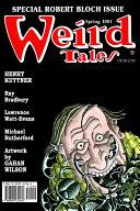Weird Tales 300 (Spring 1991) Pdf/ePub eBook