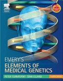 Emery s Elements of Medical Genetics