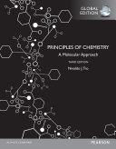 Principles of Chemistry  A Molecular Approach  Global Edition Book