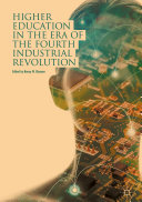 Pdf Higher Education in the Era of the Fourth Industrial Revolution