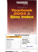 Crop Protection Handbook 2004