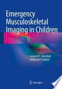 Emergency Musculoskeletal Imaging in Children Book
