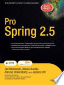Pro Spring 2 5