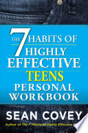 The 7 Habits of Highly Effective Teens Personal Workbook Book