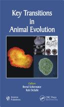 Key Transitions in Animal Evolution Pdf/ePub eBook