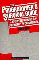 The Programmer S Survival Guide Book PDF