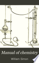 Manual of Chemistry Book
