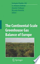 The Continental Scale Greenhouse Gas Balance of Europe