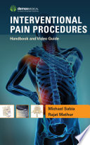Interventional Pain Procedures Book PDF
