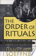 The Order of Rituals Book