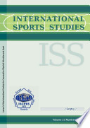 International Sports Studies Vol 35/1