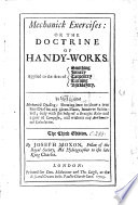 Mechanick Exercises Or The Doctrine Of Handy Works Applied To The Art Of Bricklayers Work [Pdf/ePub] eBook