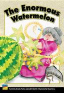 Pdf The Enormous Watermelon