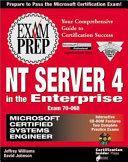 NT Server 4 in the Enterprise