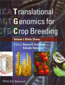 Translational Genomics for Crop Breeding  2 Volume Set