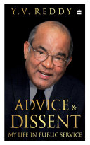 Pdf Advice and Dissent: My Life in Public Service